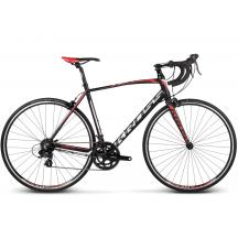 Bicicleta Kross Vento 1.0 Negru Alb Rosu 2018