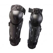 Genunchiere Kali VAZA Hard Knee/Shinn Black