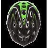 Casca Bicicleta Kali Chakra Plus Matte Black Green