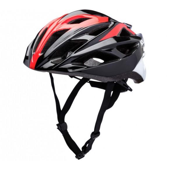 Casca Ciclism Sosea Kali Ropa Black/Red