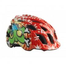 Casca Bicicleta Pentru Copii Kali Red Green