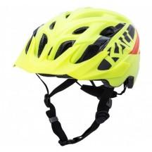 Casca Bicicleta Kali Chakra Copii Snap Fluo Yellow / Orange