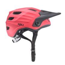 Casca Bicicleta Kali Maya Solid Matte Bordeux Gunmetal