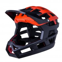 Casca Bicicleta Kali Invader Solid  Red Black 2020