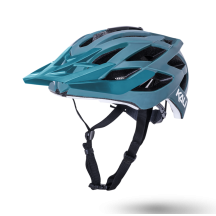 Casca Bicicleta Kali Lunati Solid Matte Moss / White