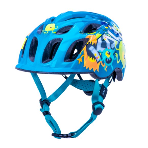 Casca Bicicleta Kali Chakra Child Monsters Blue