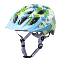 Casca Bicicleta Kali Chakra Youth Flora Gloss Blue 2020