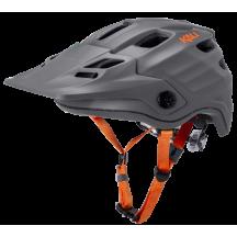 Casca Bicicleta Kali Maya 2.0 Matte Grey Orange 2020