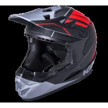 Casca Bicicleta Kali Zoka Eon Matte Black / Red / Grey 2020