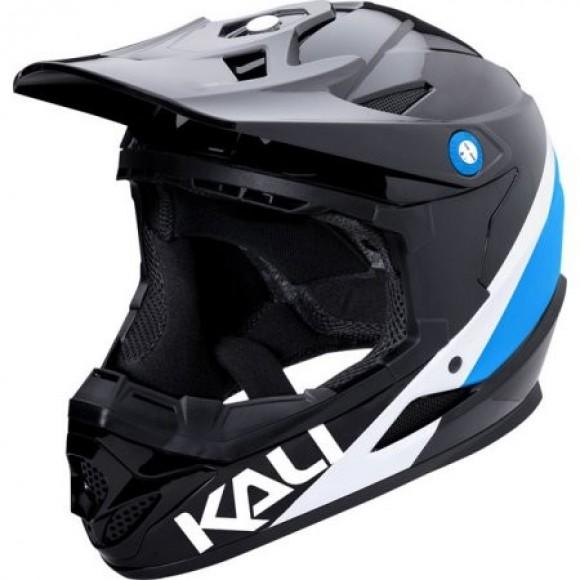 Casca Bicicleta Kali Zoka Pinner Black Blue