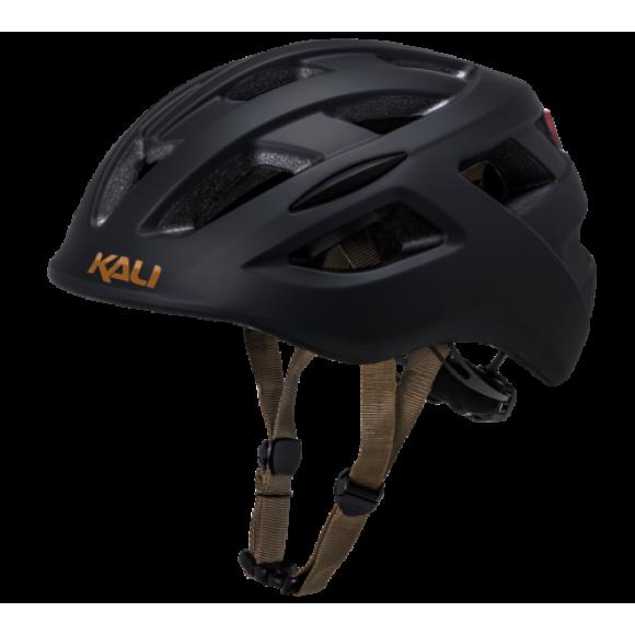 Casca Ciclism Urban Kali Central Matte Black 2020