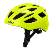 Casca Ciclism Urban Kali Central Matte Fluo Yellow 2020