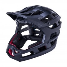 Casca Bicicleta Kali Invader Solid Black 2020