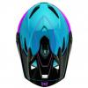 Casca Bicicleta Kali Zoka Switchback Blue Purple Black