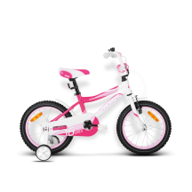 "Bicicleta Kross Polly 16"" Roz 2016"