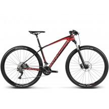 Bicicleta Kross Level B9 Negru Rosu Mat 2017