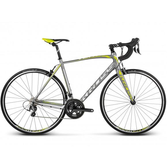 Bicicleta Kross Vento 4.0 Grafit Lime 2017