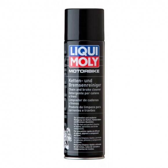 Spray Liqui Moly Curatare Lant si Frane