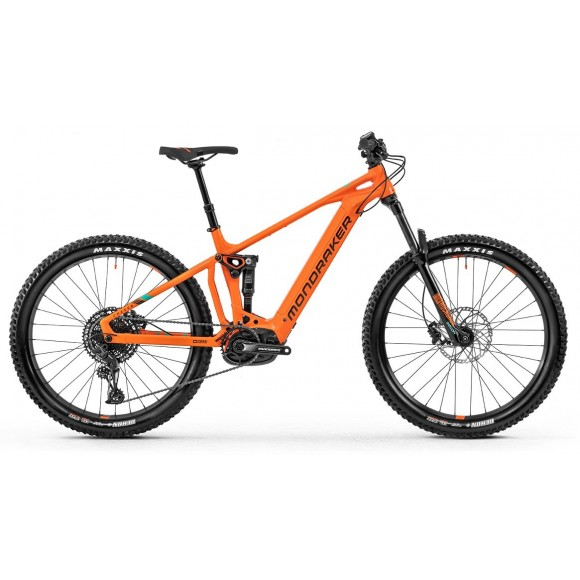 "BICICLETA Mondraker Chaser 27.5""+ Orange 2020"