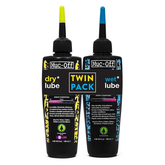 Ulei Lubrifiant MUC OFF Twin Pack