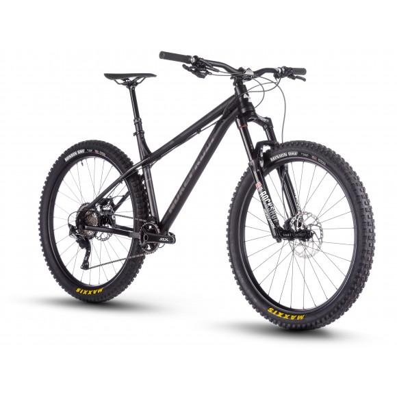 Bicicleta Nukeproof Scout Comp 27.5 Black Gray 2018