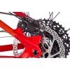 Bicicleta Nukeproof Scout Race 27.5 Burgundy Orange 2018