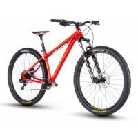 "Bicicleta Nukeproof Scout Race 29"" Burgundy Orange 2018"