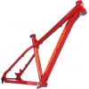 Cadru Bicicleta Nukeproof Scout 275 Burgundy Orange 2018