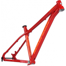 Cadru Bicicleta Nukeproof Scout 275 Burgundy Orange 2018