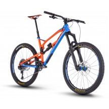 "Bicicleta Nukeproof Mega 27.5"" Pro Blue Orange 2018"