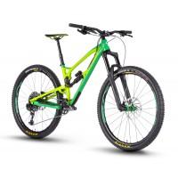 """Bicicleta Nukeproof Mega 29"""" Pro Green Lime 2018"""