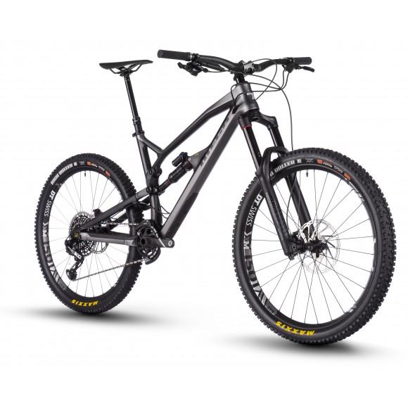 Bicicleta Nukeproof Mega 27.5 RS Carbon Black Gray 2018