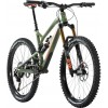 "Bicicleta Nukeproof Mega 27.5"" Factory Green Orange 2019"