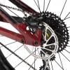 "Bicicleta Nukeproof Mega 27.5"" Pro Burgundy Black 2019"