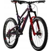 "Bicicleta Nukeproof Mega 27.5"" RS Carbon Blue Red 2019"