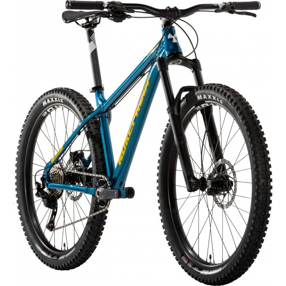 "Bicicleta Nukeproof Scout Sport 27.5"" Petrol Blue Yellow 2019"