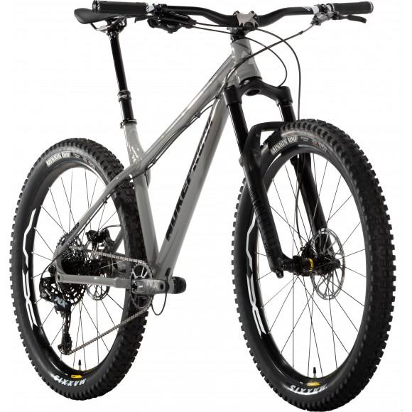 "Bicicleta Nukeproof Scout Comp 27.5"" Grey Black 2019"
