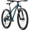 "Bicicleta Nukeproof Scout Sport 29"" Petrol Blue Yellow 2019"