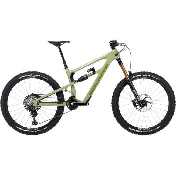 Bicicleta Nukeproof Mega 275 Factory Carbon (XT) 2021