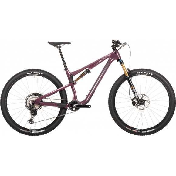 Bicicleta Nukeproof Reactor Carbon 290 ST Factory 2021