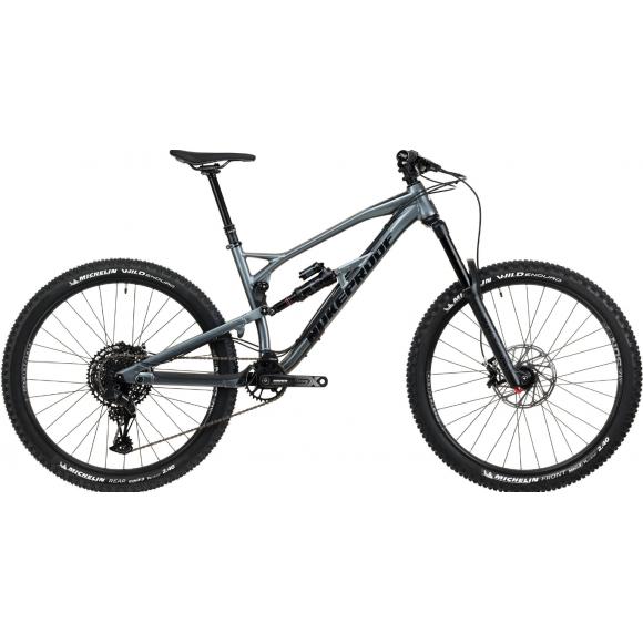 Bicicleta Nukeproof Mega 275 Comp Metallic Grey 2020