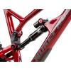 Bicicleta Nukeproof Mega 275 Elite Carbon Burgundy Grey 2020