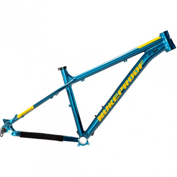 Cadru Bicicleta Nukeproof Scout 275 Blue Yellow 2019