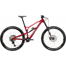 Bicicleta Nukeproof Mega 290 Elite Carbon Burgundy Grey 2020