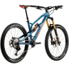 Bicicleta Nukeproof Mega 275 Factory Carbon Bottle Blue 2020
