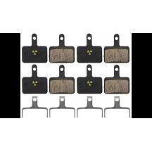 Placute Frana Nukeproof Pentru Shimano M515-M525, Tektro 4 Perechi