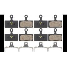 Placute Frane Nukeproof Pentru Shimano XT / XTR / M8000 / M9000 4 PERECHI