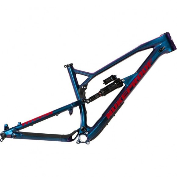 "Cadru Nukeproof Mega 27.5"" Carbon Blueberry Red 2019"
