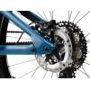 Bicicleta Nukeproof Reactor 290 Factory Carbon Bottle Blue 2020