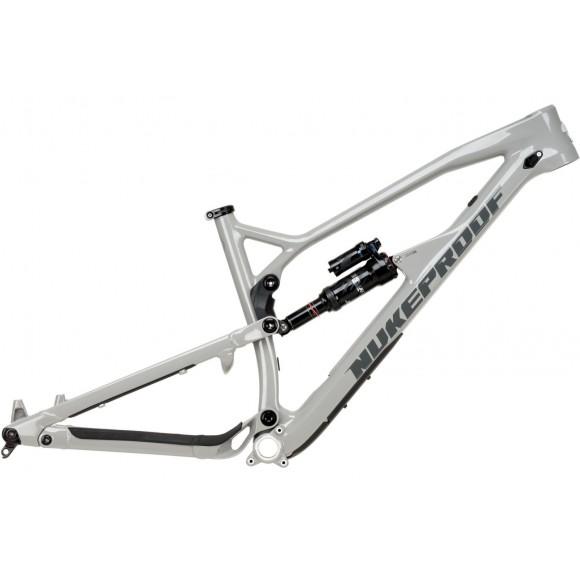 Cadru Bicicleta Nukeproof Mega 275  Carbon Concrete Grey 2020